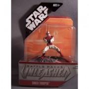 Star Wars Unleashed Battle Pack Singles Shock Trooper Action Figure