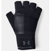 Under Armour Men's UA Weightlifting Gloves Black LG