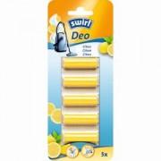Melitta Swirl® Staubsauger-Deo-Sticks, überdeckt unangenehme Gerüche aus der Abluft, 1 Packung = 5 Sticks