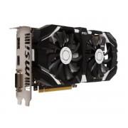 Видеокарта MSI GeForce GTX 1060 1544Mhz PCI-E 3.0 3072Mb 8008Mhz 192 bit DVI HDMI HDCP GTX 1060 3GT OC