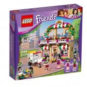 Lego Pizzería De Heartlake Lego 41311