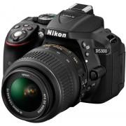 Nikon D5300 + Обектив 18-55VR + Карта 8GB (Class 10)