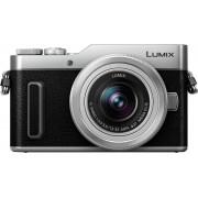 Panasonic Lumix Panasonic »DC-GX880KEG-S« Systemkamera (LUMIX G VARIO 12-32mm/F3,5-5,6 ASPH. /MEGA O.I.S., 16 MP, WLAN (Wi-Fi)