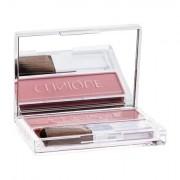 Clinique Blushing Blush blush/ fard in polvere 6 g tonalità 115 Smoldering Plum donna
