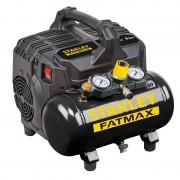 Compresor profesional Silent fara ulei 1CP 8bar 105l/min Stanley Fatmax - DST 101/8/6
