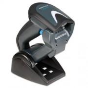 Čítačka Datalogic GBT4430 Gryphon 2D, Kit, USB, Černý, Základna, Kabel