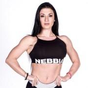 NEBBIA Sport Bra Black