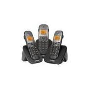 Telefones Sem Fio Intelbras Icon 4125123 Ts5123 Preto Preto Viva Voz