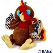 Webkinz HM418 Thanksgiving Turkey Plush Animal