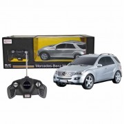 Rastar Radio-controlled Car Mercedes-Benz ML 1:18 Silver 21200