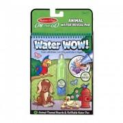 Melissa & Doug Kreatív játék, Rajzolás vízzel, állatok