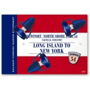 WALDI Taklampa Long Island röd 3 x R50 max. 40W/E14 230V
