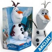 DISNEY Frozen Olaf peva i priča 14340