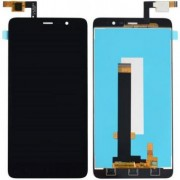 Display cu touchscreen Xiaomi Redmi Note 3 Original Negru