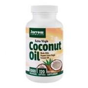 Coconut Oil Extra Virgin 1000mg Jarrow Formulas Secom 120cps
