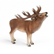 Schleich Red Deer Toy Figure
