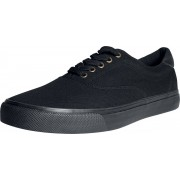 Urban Classics Low Lace Up Sneaker Sneakers zwart