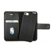 Dbramante1928 iPhone hoesje dbramante1928 Lynge Leather Wallet iPhone 5/5S/SE Hoesje Hunter