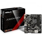 Placa de baza ASRock A320M-HDV, socket AM4
