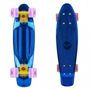 Penny board Worker Mirra 300 22'' cu roti iluminate