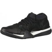 adidas Women's Pureboost X TR 3.0 Cross Trainer core Black/Carbon, 6 M US