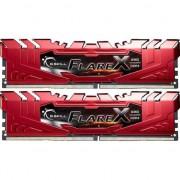 Memorie ram g.skill Bordurare X DDR4 16 GB, 2400MHz, CL16 (F4-2400C16D-16GFXR)