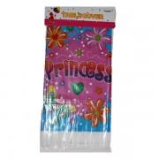 Party asztalterítő, hercegnős 170*200 cm