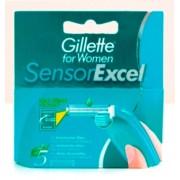 Gillette Sensor Excel Women Scheermesjes 5 stuks