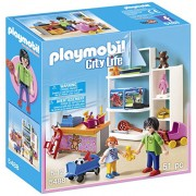 PLAYMOBIL Life, City Toy Shop Playset 51 pc.