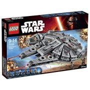 Import LEGO Star Wars LEGO Star Wars Millennium Falcon 75105 Building Kit [Parallel import goods]