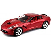 1:18 2014 Corvette Stingray (Colour may very)