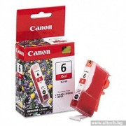 CANON BCI-6R Red InkJet Cartridge (BS8891A002AA)