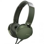Sony Auriculares MDR-XB550APG Verde
