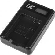 Încărcător acumulator MH-67 Cell verde ® pentru Nikon EN-EL23, Coolpix B700, P600, P610, P900, S810C
