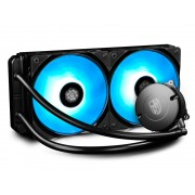 Liquid Cooling for CPU, DEEPCOOL MAELSTROM 240RGB, Intel/Amd