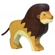 Fa játék állatok - oroszlán