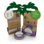 Coconutoil Cosmetics Levendulás ajakápoló balzsam, 10 ml