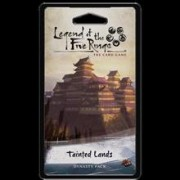 Set Carti Legend Of The Five Rings Lcg: Tainted Lands Pack
