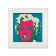 Andy Warhol – Marilyn blau