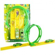 Kidz Revolving car Track Set