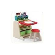 Birou Flip & Doodlle Easel Desk