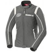 IXS Ridley Ladies Textile Jacket Grey White M