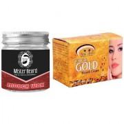 Pink Root Gold Bleach 250gm WITH Mister Beard Mooch Wax 100gm
