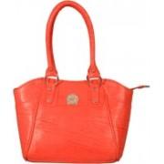 TR Fashion Girls Orange Hand-held Bag