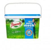 Ingrasamant specializat granulat de urgenta pentru gazon (antimuschi) Florovit 4kg