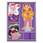 Melissa & Doug 3552 Maggie Leigh Magnetic Dress-Up