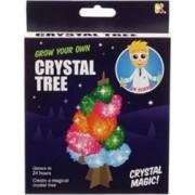 Copacul cu cristale Keycraft dimensiune 17 cm Multicolor