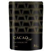 Organic GOLD Cacao Butter Chunks 500g