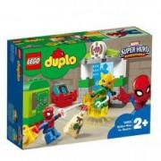 LEGO DUPLO Omul Paianjen contra Electro. 10893 pentru 2+