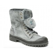 Natural World Bota Lona Tintada 2507 Gris